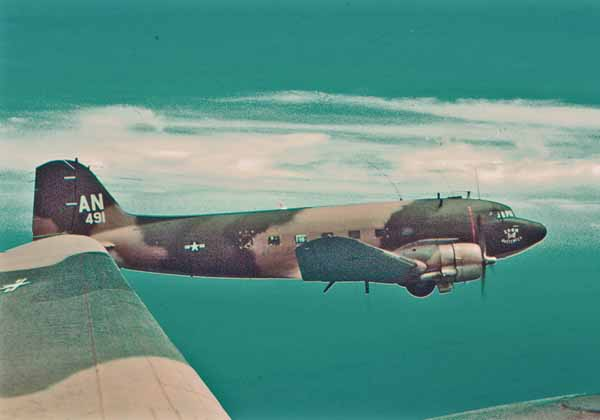 EC-47 Iron Butterfly over I Corps Vietnam 362nd TEWS 1970